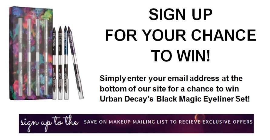 SIGN-UP TO NEWSLETTER TO WIN