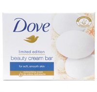 Dove Limited Edition Beauty Cream Bar Soap 100g