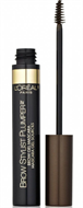 L'Oreal Brow Stylist Plumping Brow Gel - Light To Medium