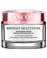 Lancome Bienfait Multi-Vital SPF 30 24HR Moisturization Cream 15ml