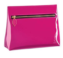 Yves Saint Laurent Bright Pink Cosmetic Bag/Purse