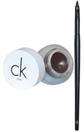 Calvin Klein Gel Eyeliner with Brush - Double Espresso