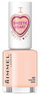 Rimmel Sweetie Heart Nail Polish - You're Mine