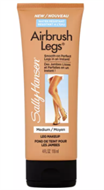 Sally Hansen Airbrush Legs Flawless Leg & Body Makeup - Medium 118ml