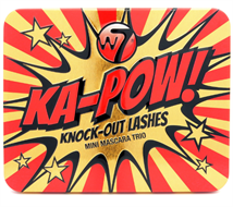 W7 Ka-Pow! Mascara Trio Collection Gift Set