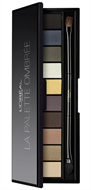 L'Oreal Color Riche Smoky Ombre Eyeshadow Palette
