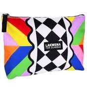 Clinique Luxury Lakwena Multi Colour Makeup Bag