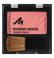 Manhattan Powder Rouge Blush - Fresh Peach