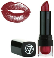W7 Red Kiss Collection Lipstick - Chestnut