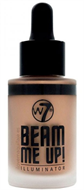 W7 Beam Me Up Illuminating Liquid Highlighter - Dynamite