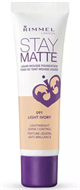 Rimmel Stay Matte Liquid Mousse Foundaion - Light Ivory