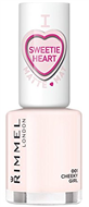 Rimmel Sweetie Heart Nail Polish - Cheeky Girl