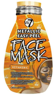 W7 Metallic Vitamin C Easy Peel Face Mask