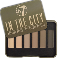 W7 In The City Natural Nudes Matte Eye Colour Palette