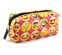 W7 Emoji Faces Cosmetic Bag/Purse