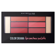 Maybelline Color Drama Lip Contour Palette - Blushed Bombshell