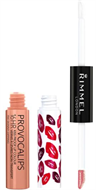 Rimmel Provocalips 16 Hour Kiss Proof Lipgloss & Topcoat - Skinny Dipping