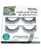 Royal Natural Look Eyelashes - 2 Pairs - Style 120