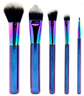 W7 Starry Nights Glamorous Brush Set
