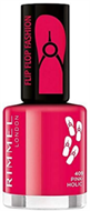 Rimmel 60 Seconds Super Shine Nail Polish - Pink Holic