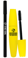 W7 Lashtastic Flash Duo Mascara & Eyeliner Set