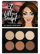 W7 Lift & Sculpt Contour Kit