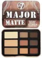 W7 Major Matte Natural Mattes Eye Colour Palette