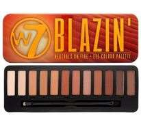 W7 Blazin' Neutrals On Fire Eye Colour Palette