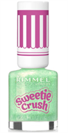 Rimmel Sweetie Crush Nail Polish - Fizzy Applelicious
