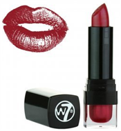 W7 Red Kiss Collection Lipstick - Forever Red