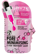 W7 Pore Minimising 2 Step Treatment Face Mask