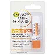 Garnier Ambre Solaire Nourishing Lip Protection Stick SPF 20
