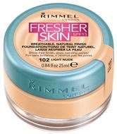 Rimmel Fresher Skin Foundation - 102 Light Nude
