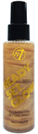 W7 Ready Set Glow Illuminating Setting Spray - Gold