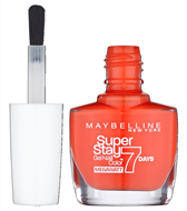 Maybelline Super Stay Gel Nail Colour - Orange Punch