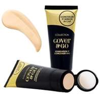 Collection Cover & Go Foundation & Concealer Duo - Light 35ml