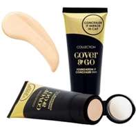 Collection Cover & Go Foundation & Concealer Duo - Fair 35ml