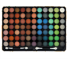 W7 Paintbox Luxury 77 High Pigment Eye Shadow Palette