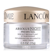 Lancome Absolue Premium Night Cream SPF15 15ml