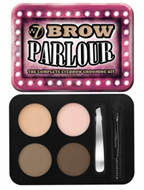 W7 Brow Parlour - The Complete Eyebrow Grooming Kit