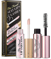 Too Faced Sexy Lips & Lashes Deluxe Mascara & Lip Gloss Set