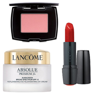 Lancome Beauty Bundle + Free Clinique Bag