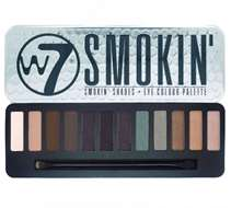 W7 Smokin Shades Eye Colour Palette