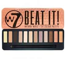 W7 Beat It Natural Nudes Eyeshadow Palette