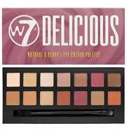 W7 Delicious 14 Colour Eye Shadow Palette