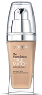L'Oreal True Match Foundation Rose Sand