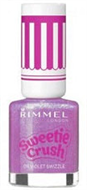 Rimmel Sweetie Crush Nail Polish - Violet Swizzle