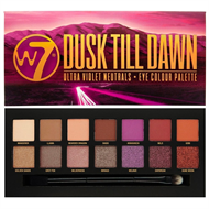 W7 Dusk Till Dawn Eye Shadow Palette