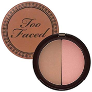 Too Faced Pretty Rebel Chocolate Matte Bronzer & Blush Duo