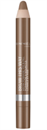 Rimmel Brow This Way Brow Pomade - Dark Brown